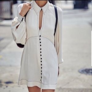 Free people Babetown mini dress